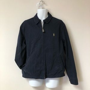 Men's Polo Ralph Lauren Cotton Jacket, NWT, Multi